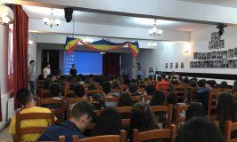 """DJST Vrancea: Proiect de informare și prevenire la Colegiul Național """"Emil Botta"""" din Adjud"""