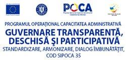 POCA - Guvernare transparenta deschisa si participativa